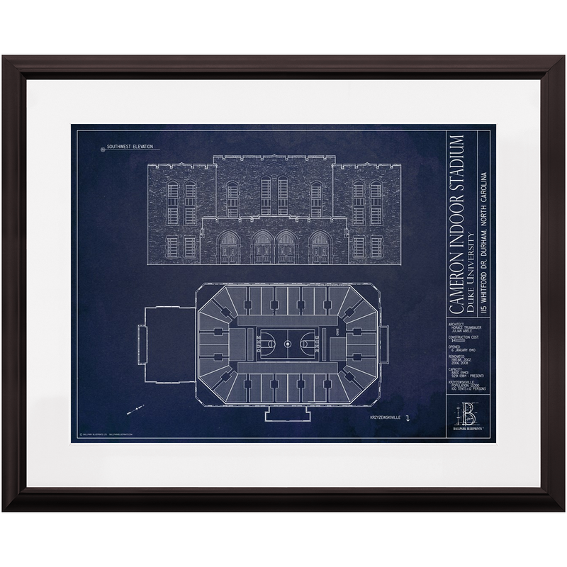 Duke University - Cameron Indoor Stadium