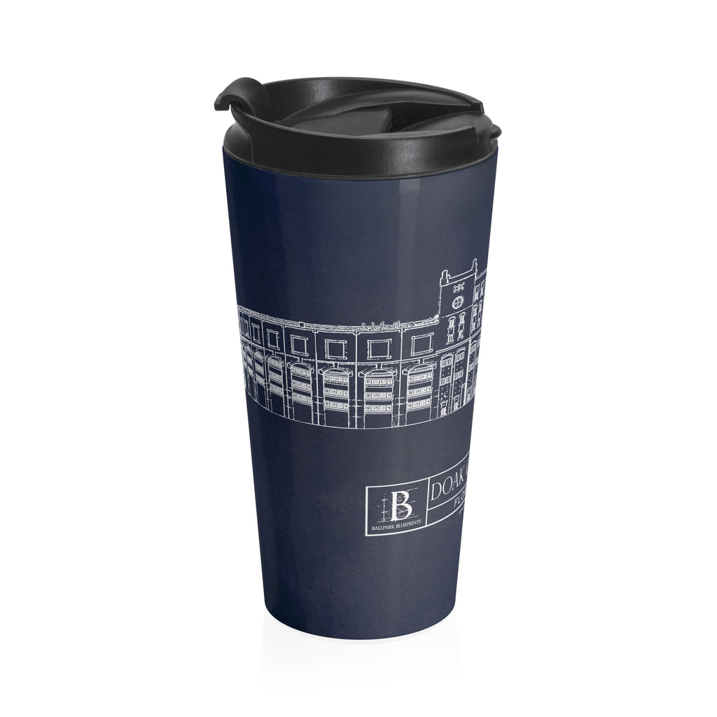 Doak Campbell Stadium - Florida State University Stainless Steel Travel Mug