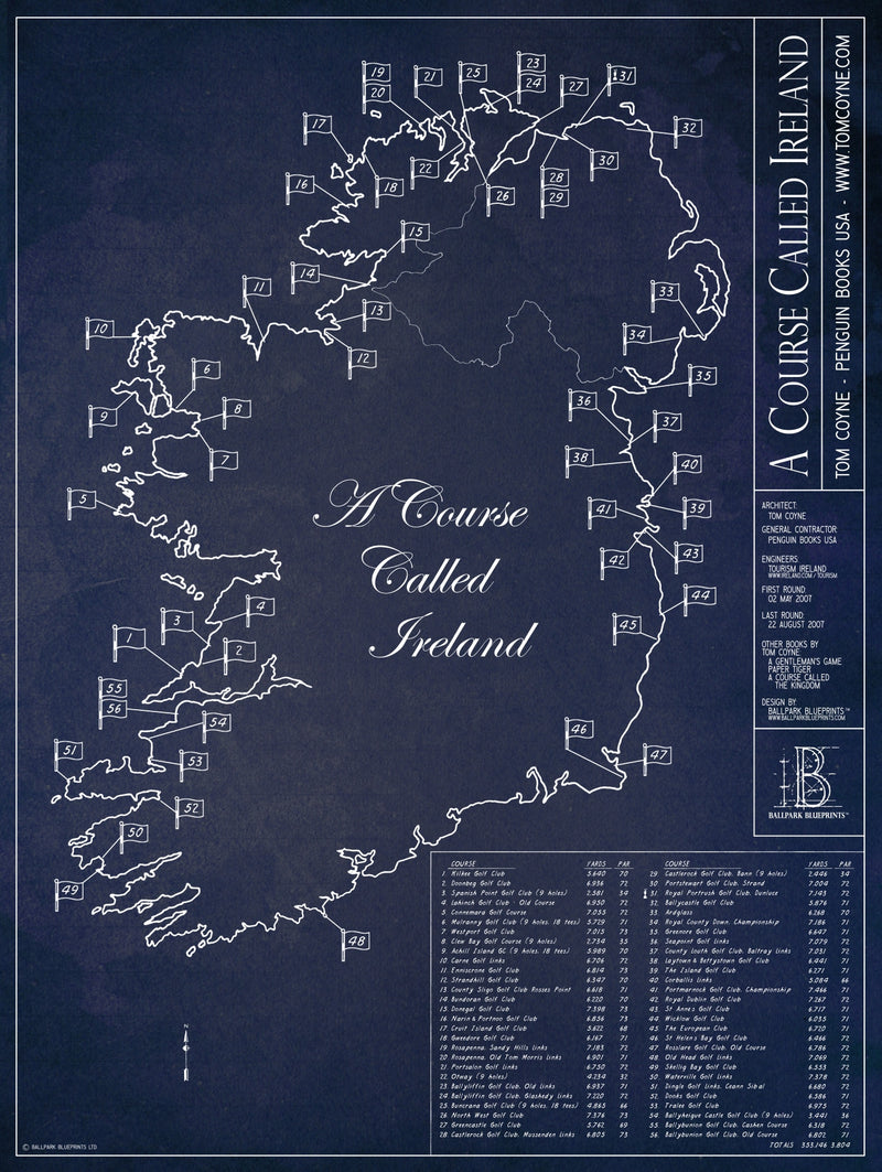 Course Called Ireland
