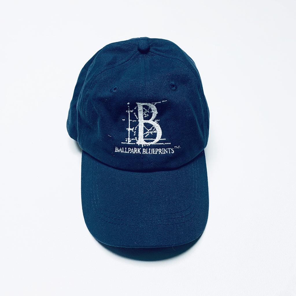 Ballpark Blueprints Dad Cap