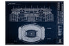 Hang your 'Bama spirit on your wall with this Bryan-Denny stadium blueprint.