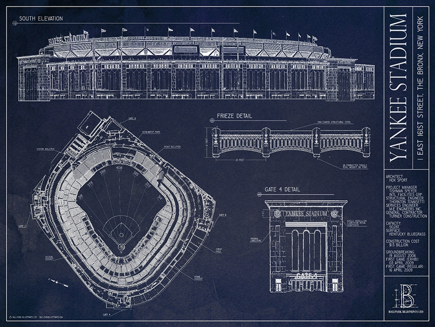 Yankee Stadium - New York Yankees