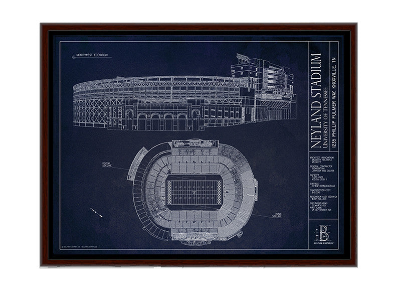 Neyland Stadium - University of Tennessee