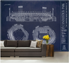 Oriole Park at Camden Yards Wall Mural