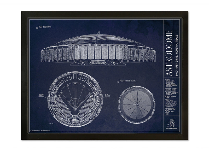 Astrodome - Houston Astros