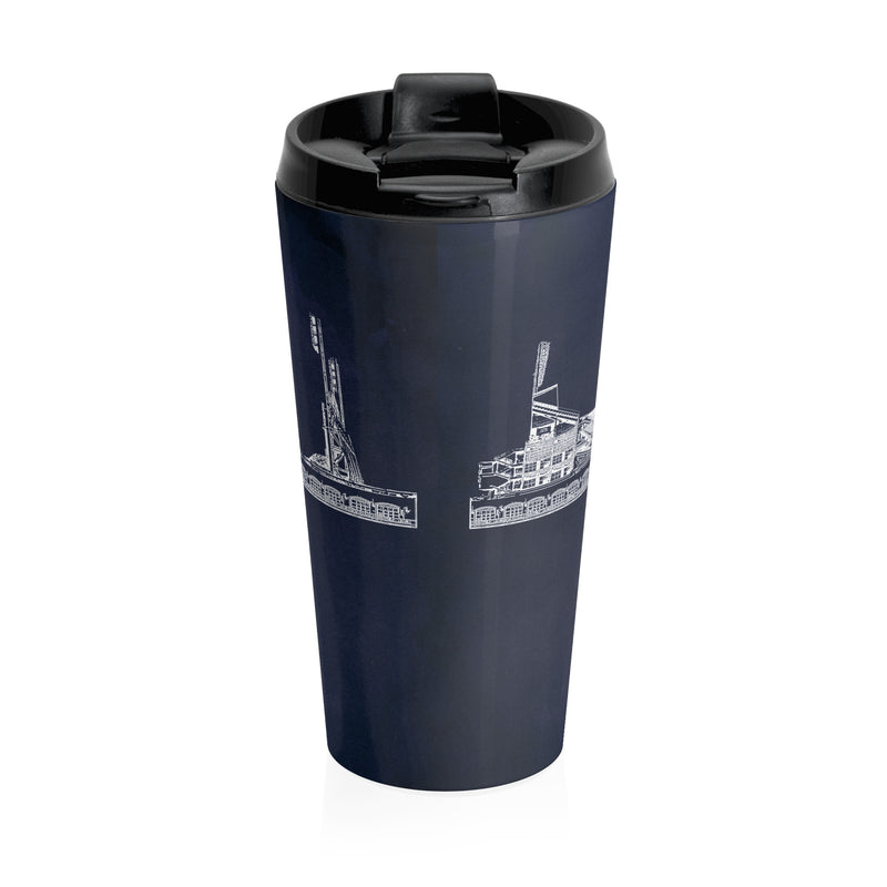 AT&T Park Stainless Steel Travel Mug
