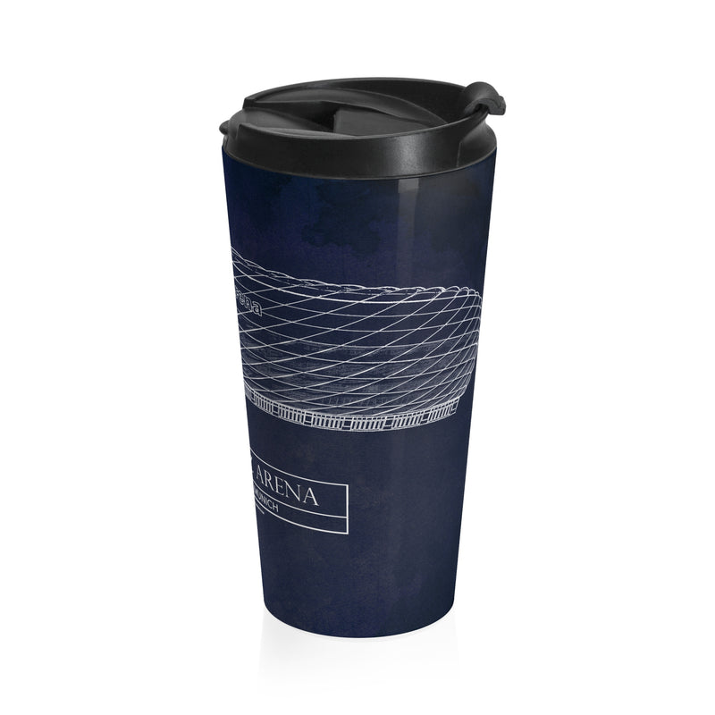 Allianz Arena Stainless Steel Travel Mug