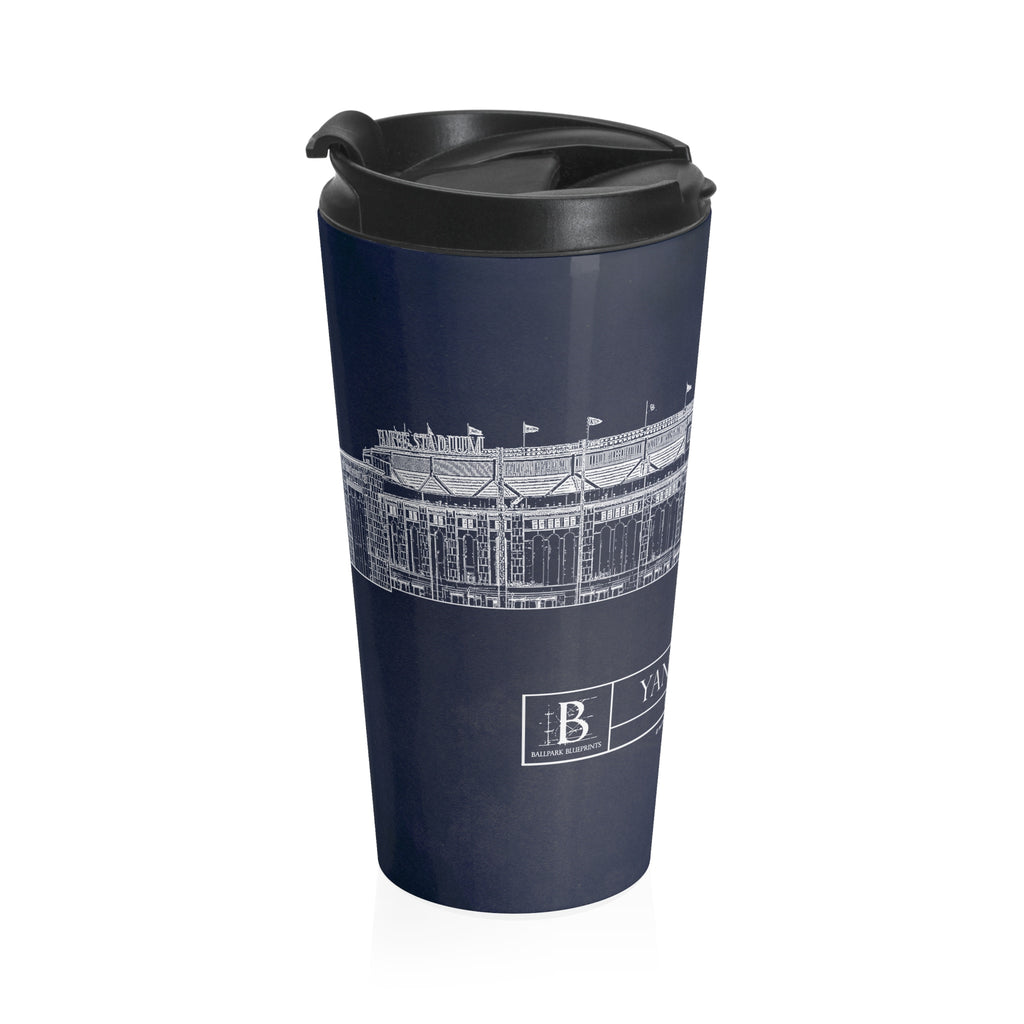 Yankee Stadium Stainless Steel Travel Mug