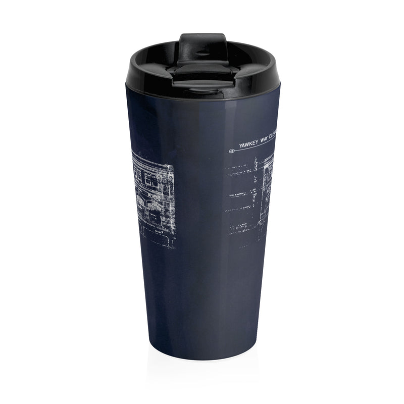 Fenway Park (Elevation) Stainless Steel Travel Mug