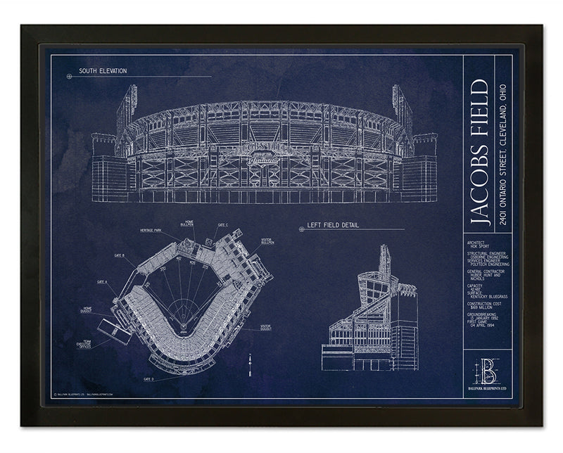 picture about Cleveland Indians Printable Schedule named Jacobs Industry - Cleveland Indians