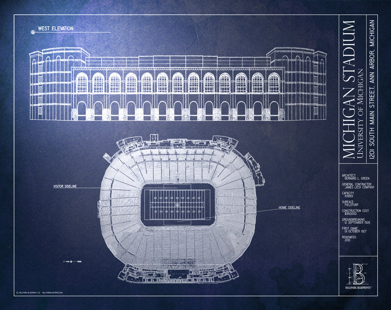 Michigan Stadium - University of Michigan