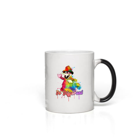 Do Different Platypus - Magic Mugs
