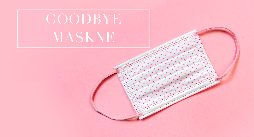 SAY GOODBYE TO MASKNE