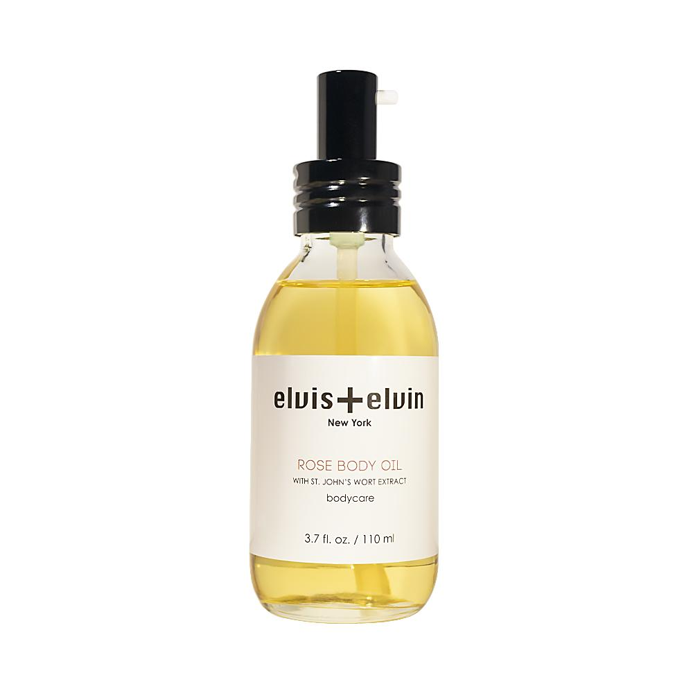Rose body oil by beauty