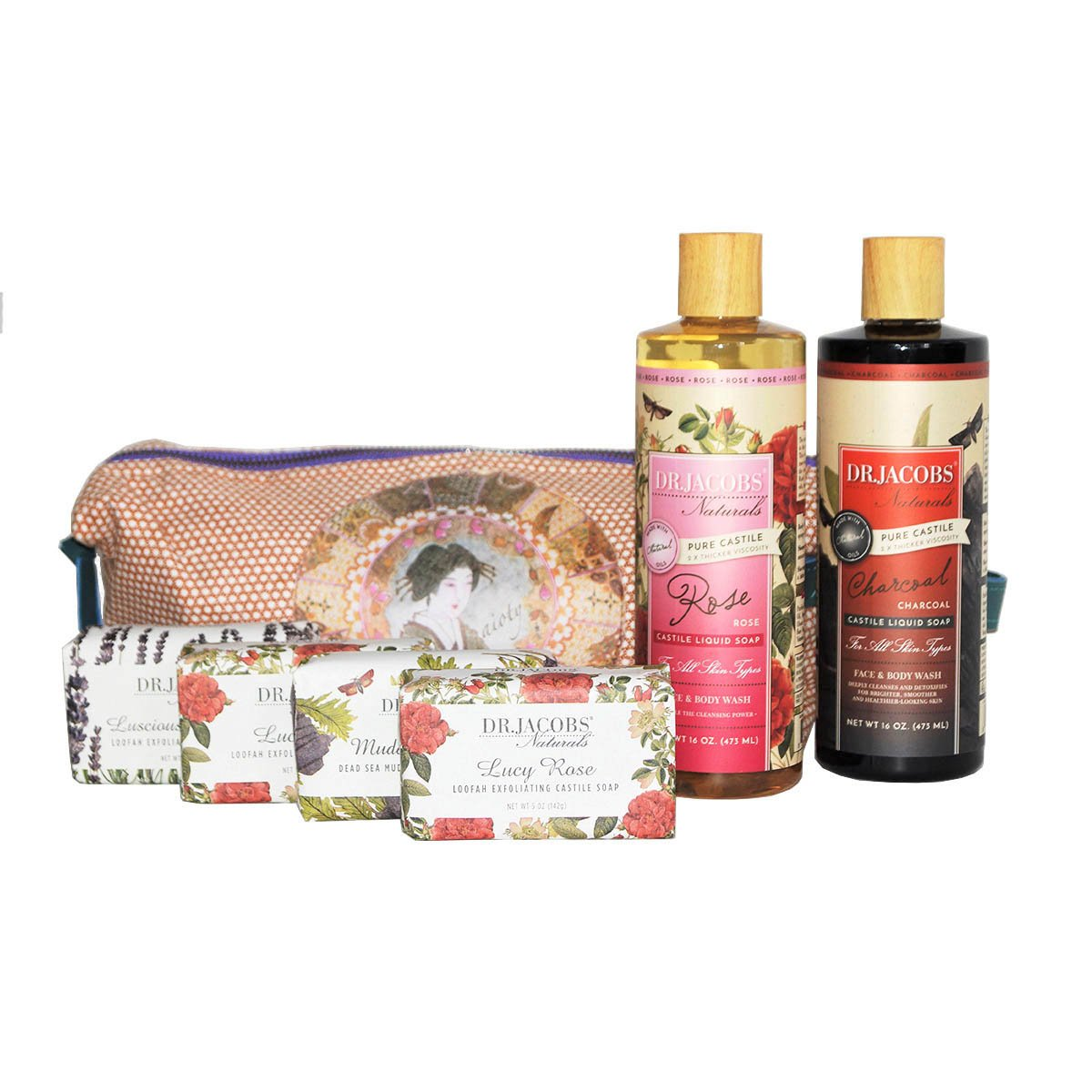 Miracle Detoxifier Gift Set by Dr. Jacobs Naturals