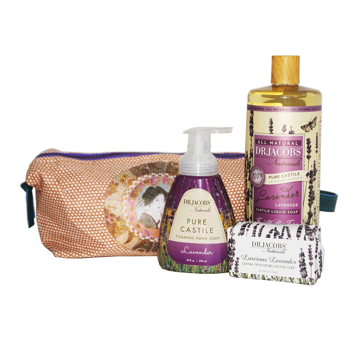 A Tale of Lavender Gift Set by Dr. Jacobs Naturals