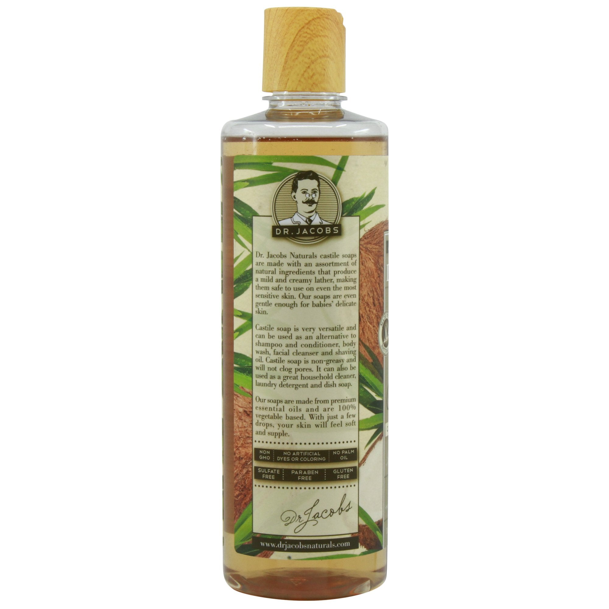 Coconut by Dr. Jacobs Naturals