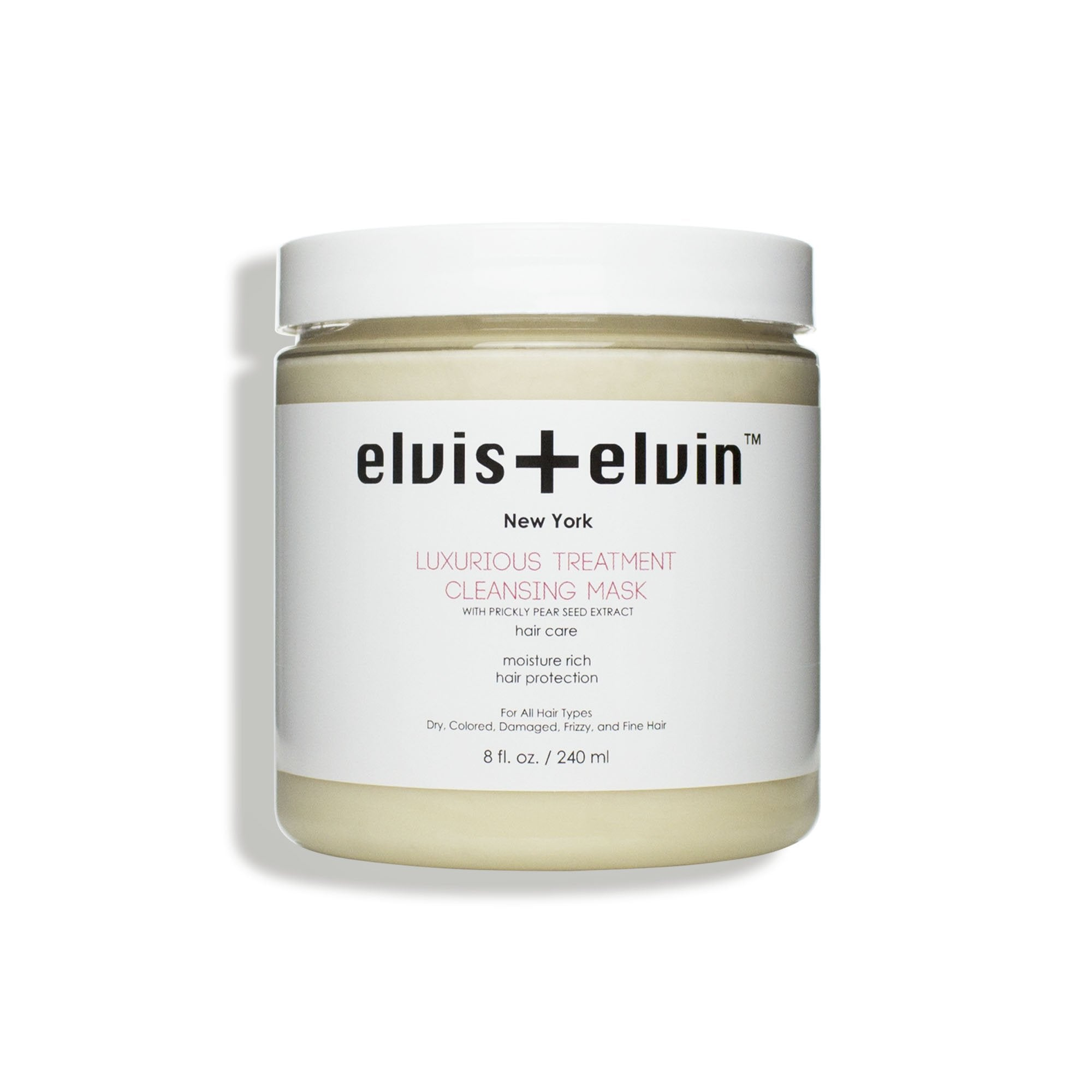 Luxurious Treatment Cleansing Mask 240ml by Beauty.Elvis-Elvin