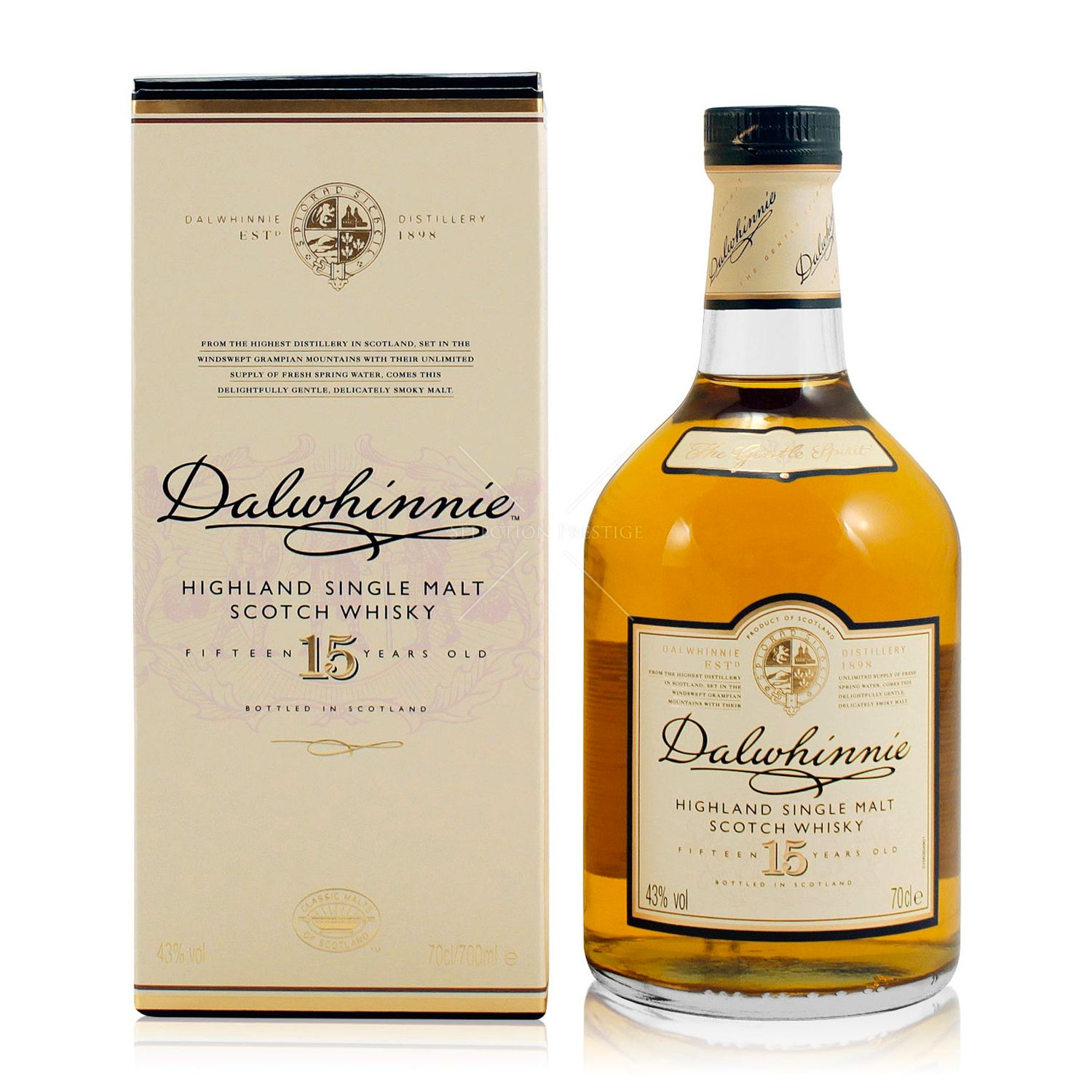 DALWHINNIE 15 YO - carico-shop