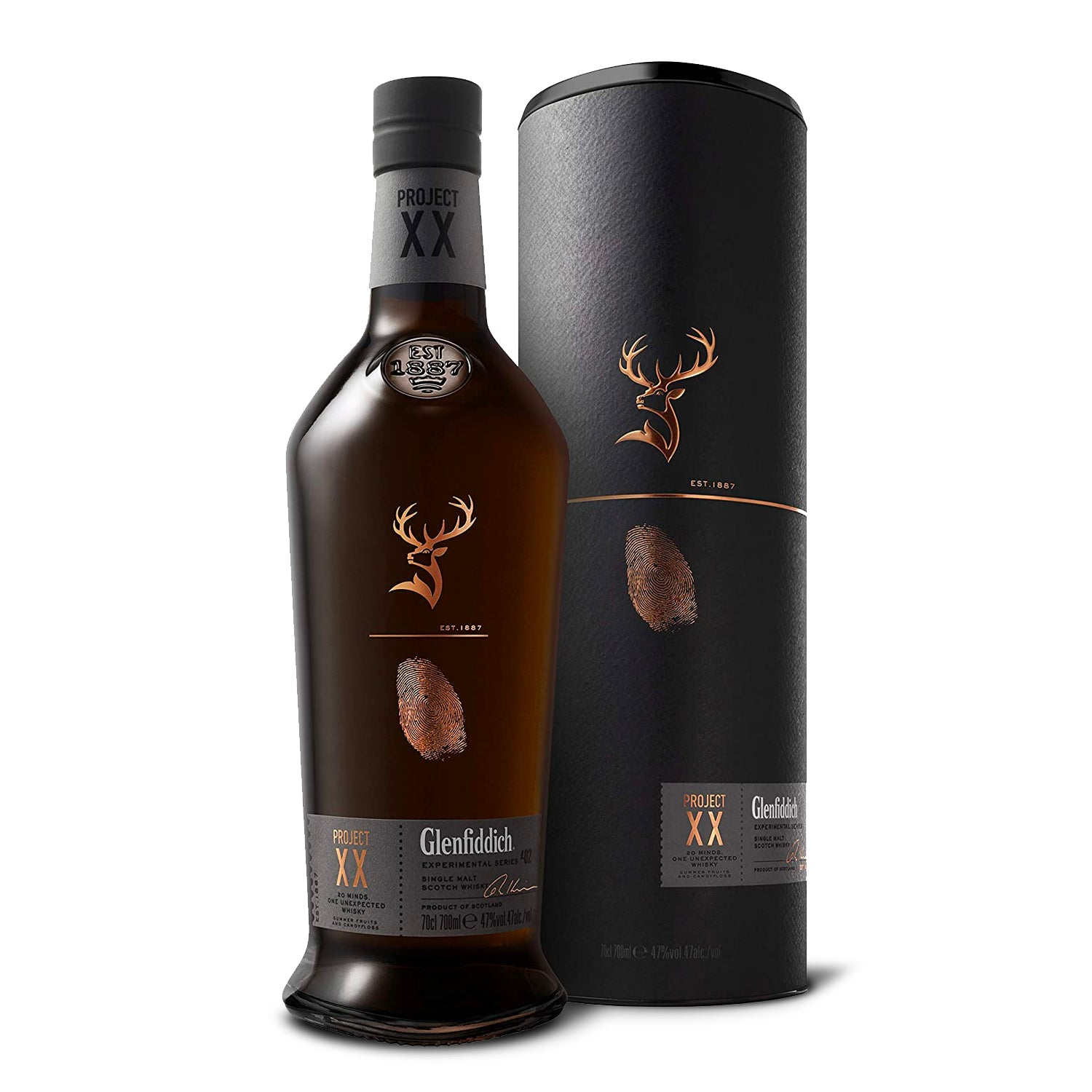 GLENFIDDICH PROJECT XX - carico-shop