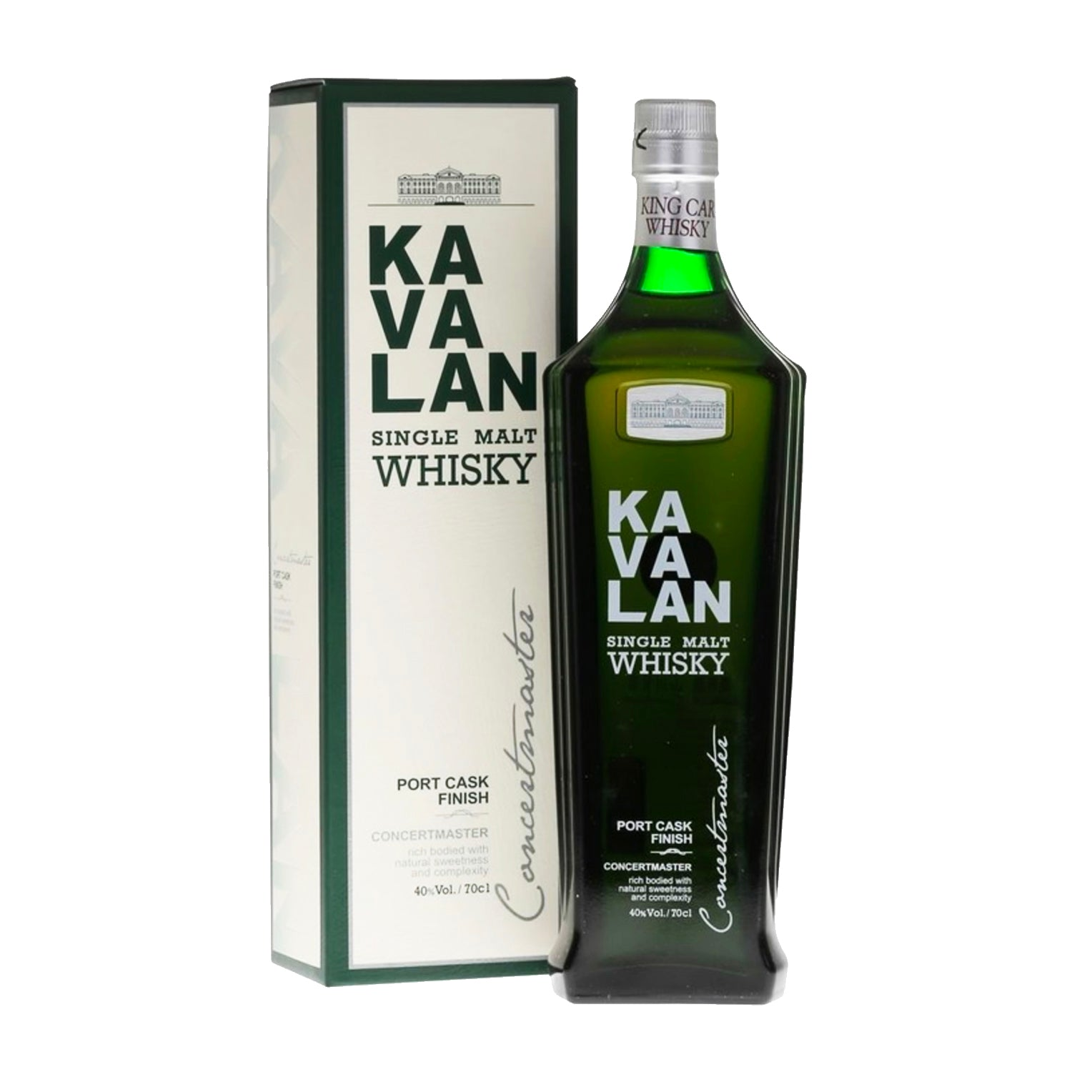 KAVALAN PORT CASK FINISH - carico-shop