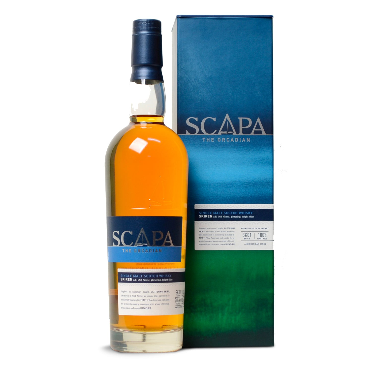 SCAPA SKIREN THE ORCADIAN - carico-shop