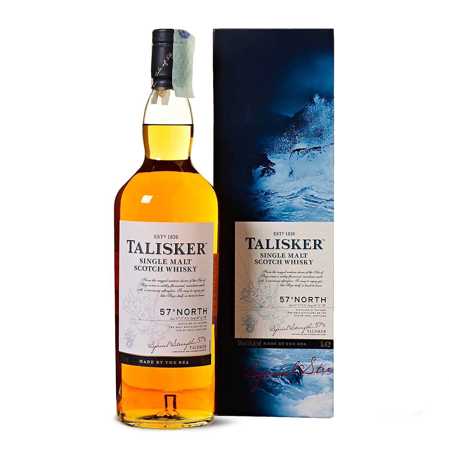 TALISKER 57° NORTH - carico-shop