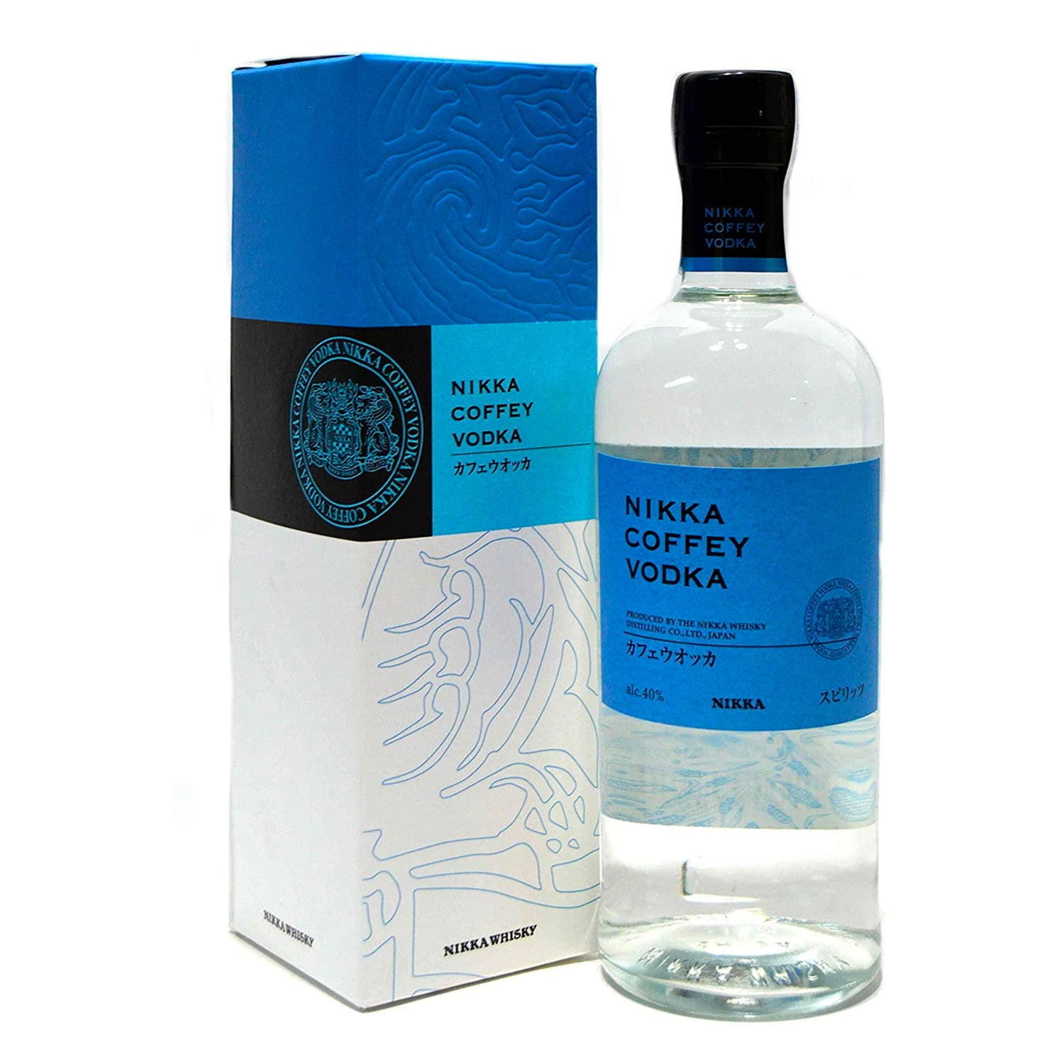 VODKA NIKKA COFFEY - carico-shop
