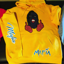 Load image into Gallery viewer, Mr. Mafia No Fukks Hoodie