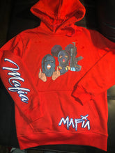 Load image into Gallery viewer, Mafia Hold-It-Down Hoodies