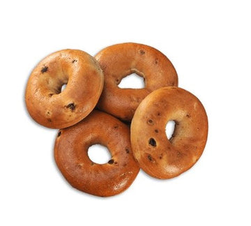 BAGELS CINNAMON RAISIN - FANCY POCKET (16/6CT)