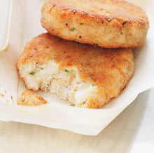 Load image into Gallery viewer, FISH CAKES 3OZ - COMEAU'S (1/5LBS)