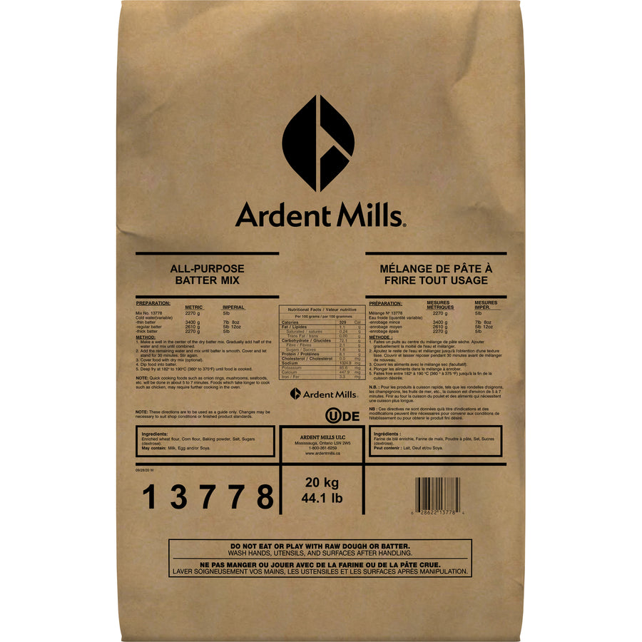 ALL PURPOSE BATTER MIX (1/20KG)