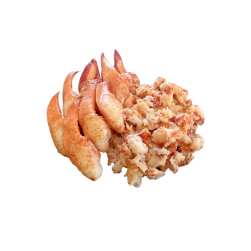 COOKED LOBSTER MEAT - ALLIANCE (10/1LB)
