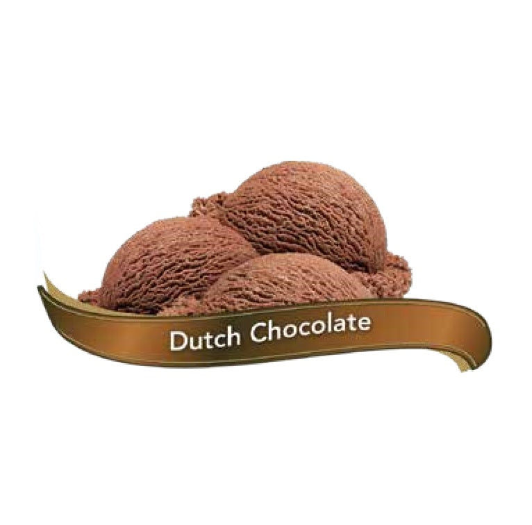 ICE CREAM DUTCH CHOCOLATE - CHAPMANS (1/11.4L)