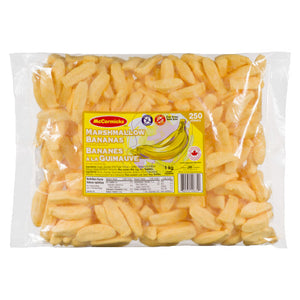 MCCORMICKS MARSHMALLOW BANANAS BAG (1/250CT)