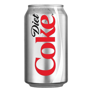 COKE DIET CAN (24/355ML)