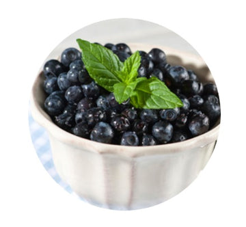 BLUEBERRIES WILD IQF - ALASKO (5/1KG)