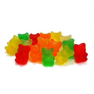 ALLAN GUMMI BEARS ASSORTED BULK (1/2.5KG)