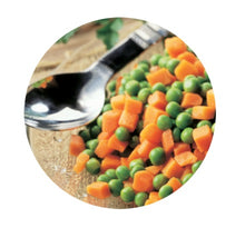 Load image into Gallery viewer, PEAS & CARROTS IQF - ALASKO (6/2KG)
