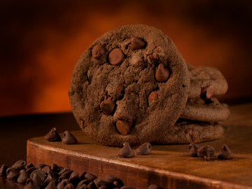 DOUBLE CHOCOLATE COOKIE DOUGH 128X56G