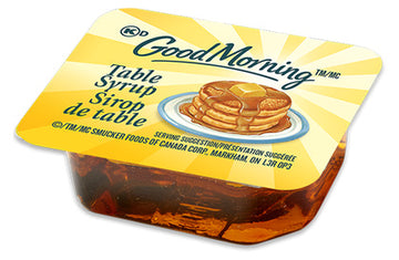 TABLE SYRUP PORTION - GOOD MORNING (200/15ML)