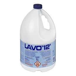 BLEACH LIQUID 12 PERCENT - LAVO (3/15L)