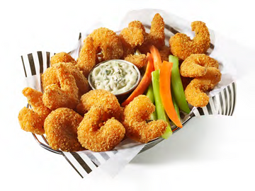 OVENCRUNCH BUFFALO SHRIMP - HIGHLINER (4/2.5LB)