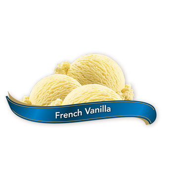 ICE CREAM FRENCH VANILLA - CHAPMANS (1/11.4L)