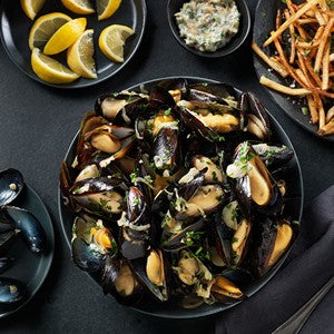 COOKED PEI MUSSELS - HIGHLINER (10/1LB)