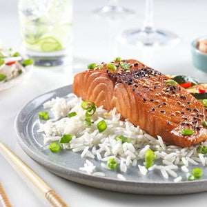 SALMON ATLANTIC PORTIONS SKINLESS BONELESS - HIGHLINER (27/6OZ)