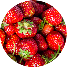 STRAWBERRY WHOLE IQF - ALASKO (6/2KG)
