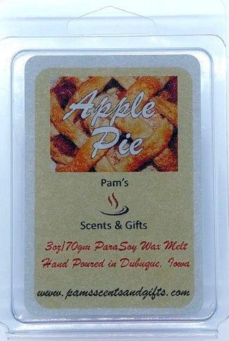 Apple Pie Wax Melts - Pam's Scents and Gifts