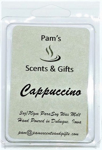 Cappuccino Wax Melts - Pam's Scents and Gifts